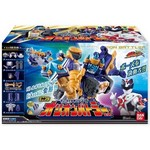 Kyuranger Mini-Pla Kyutama Gattai Series 6 - Orion Battler Set (Single Box) [Bandai]