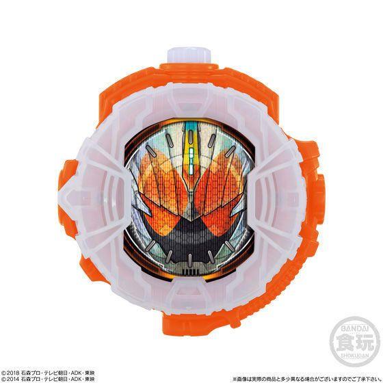 Kamen Rider Zi-O SG Sound Ridewatch 06 - Ghost Mugen