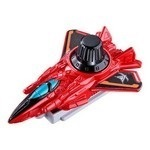 Lupinranger VS Patranger SG VS Vehicle Lite - Red Dial Fighter (Candy Toy) [Bandai]