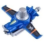 Lupinranger VS Patranger SG VS Vehicle Lite - Blue Dial Fighter (Candy Toy) [Bandai]