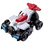 Lupinranger VS Patranger SG VS Vehicle Lite - Trigger Machine No. 1 (Candy Toy) [Bandai]