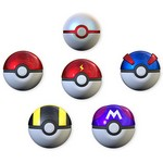Pokemon Ball Collection - I Choose You! - Set of 6 (Candy Toy) [Bandai]