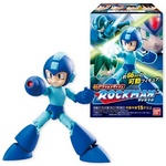 66 Action Dash Rockman Series 1 Set of 5 (Candy Toy) [Bandai]