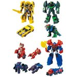 Transformers Adventure Candy Toy Set of 4 [Kabaya]