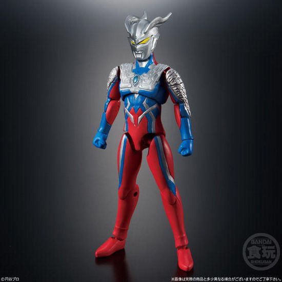 Shodo Ultraman Vs Series 6 Set of 5 (Candy Toy) [Bandai]