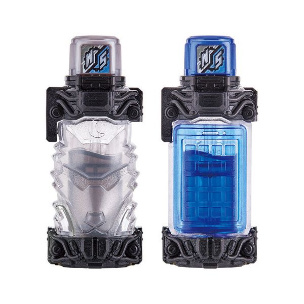 Kamen Rider Build DX Smartphone Wolf Full Bottle Set [Bandai]