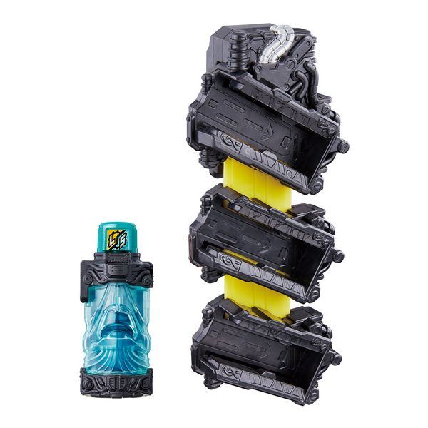 Kamen Rider Build DX Full Bottle Holder [Bandai]