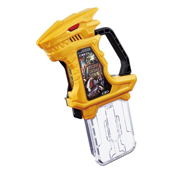 Kamen Rider Ex-Aid DX Drago Knight Hunter Z Gashat [Bandai]