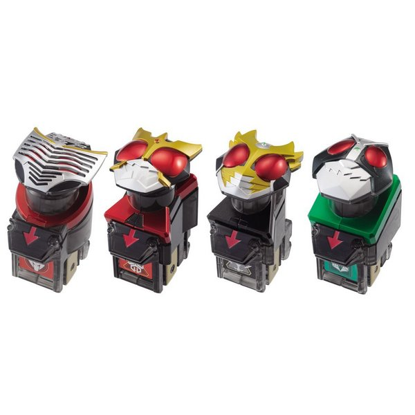 Kamen Rider Fourze Legend Rider Astro Switch Set #2 [Bandai]