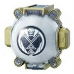 Kamen Rider Ghost Youchien Magazine March 2016 w/ Pythagoras Ghost Eyecon [Bandai]