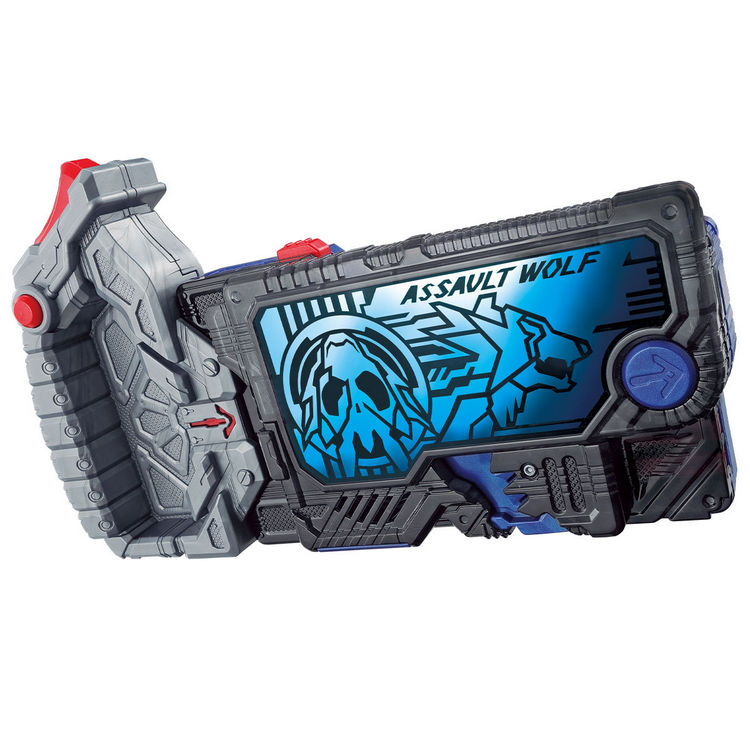 DX Assault Wolf Progrise Key (Kamen Rider Zero-One) [Bandai]
