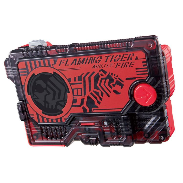 DX Flaming Tiger Progrise Key (Kamen Rider Zero-One) [Bandai]