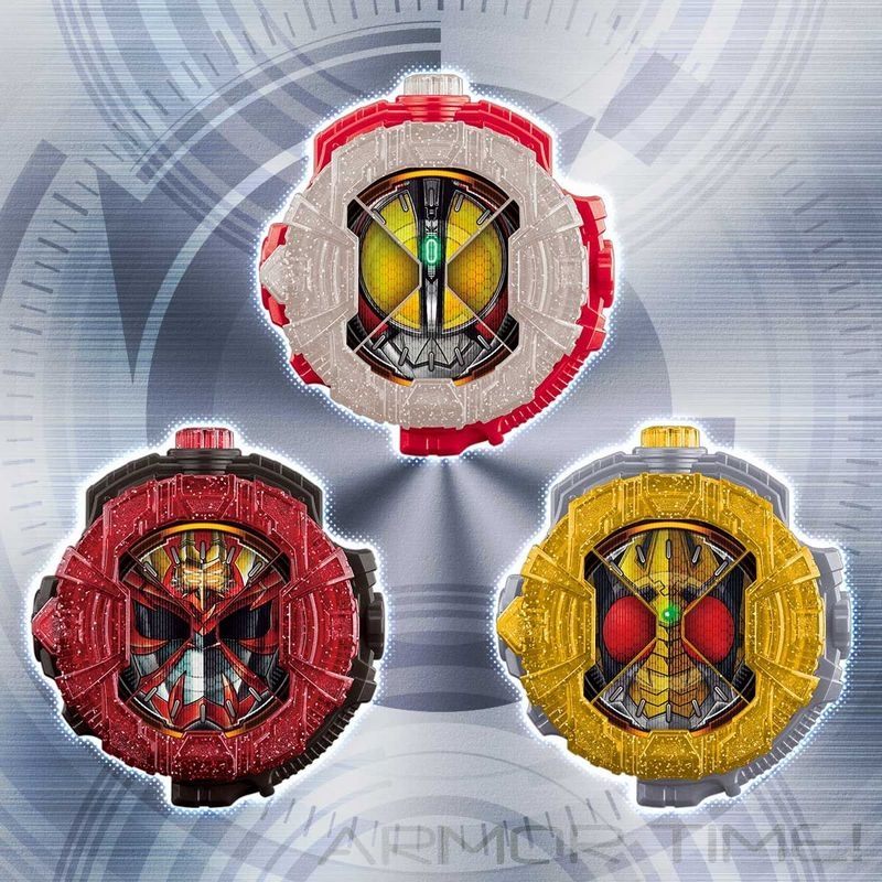 Kamen Rider Zi-O DX Ridewatch Set Vol. 2 (Exclusive) [Bandai]