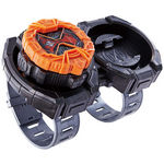 Kamen Rider Zi-O DX Ridewatch Holder & Ghost Ridewatch [Bandai]