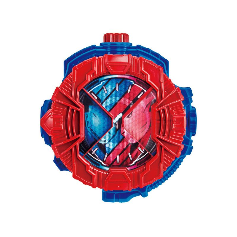 Kamen Rider Zi-O DX Build Ridewatch [Bandai]