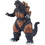 Movie Monster Series Burning Godzilla [Bandai]