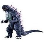 Movie Monster Series Millennium Godzilla [Bandai]