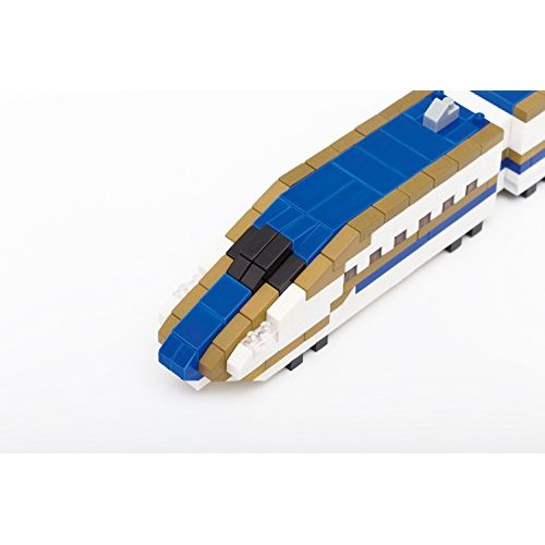 Kawada nGT-007 nanoblock nanoGauge Shinkansen Series E7 New Japan