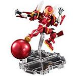 NXEDGE STYLE [EVA UNIT] Evangelion Eva-02 + S-Type Equipment [Bandai]