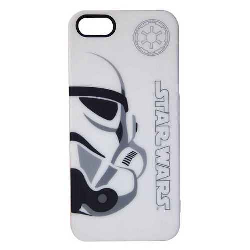Star Wars iPhone 5/5s Case - Stormtrooper (STW-12B) [Gourmandise]
