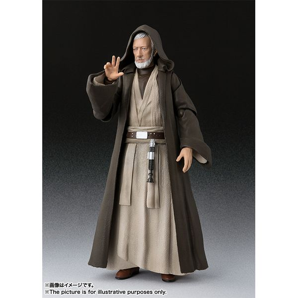 S.H.Figuarts Ben Kenobi (Star Wars: A New Hope Ver.) [Bandai]