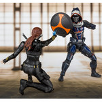 S.H.Figuarts Black Widow & Taskmaster Bundled Set (Black Widow Movie) [Bandai]