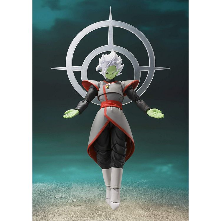 S.H.Figuarts Zamasu (Potara Ver.) (Dragon Ball Super) [Bandai]