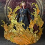 S.H.Figuarts Doctor Strange & Burning Flame Set [Bandai]