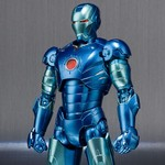 S.H.Figuarts Iron Man Mark III - Blue Stealth Color (Exclusive) [Bandai]