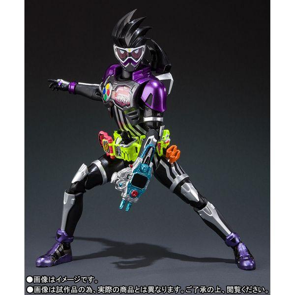 S H Figuarts Kamen Rider Genm Action Gamer Level 0 Kamen Ri