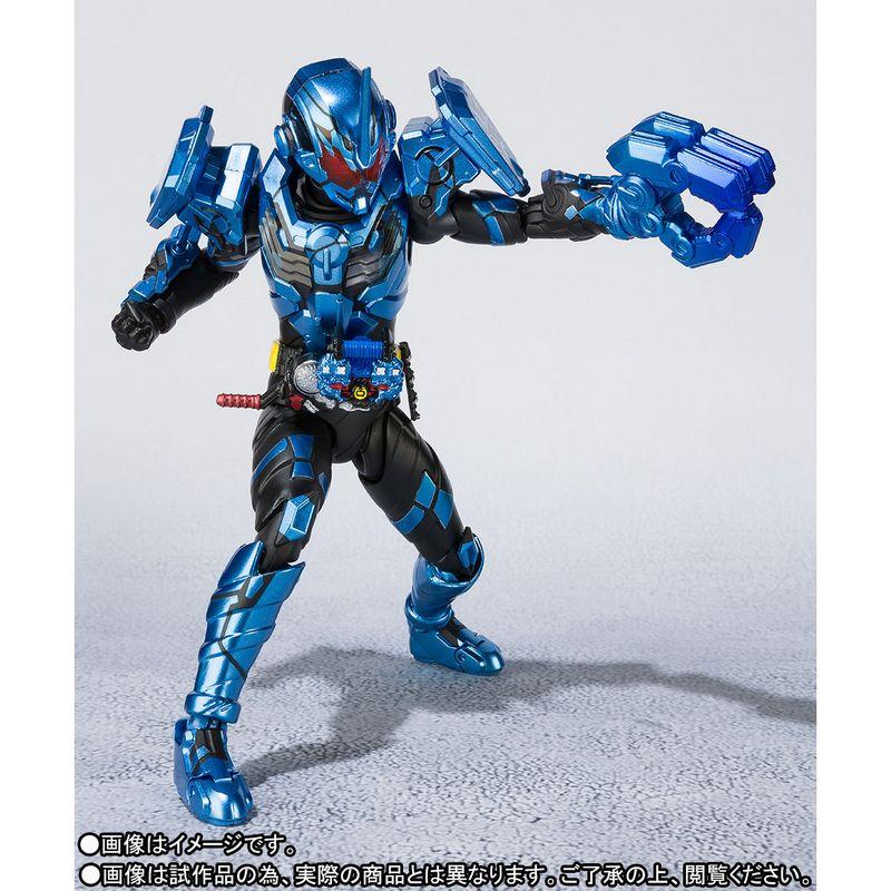 S H Figuarts Kamen Rider Grease Blizzard (Kamen Rider Build) [Bandai]