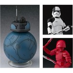 S.H.Figuarts Executioner & Elite Praetorian Guard Double Blade Ver. Bundle w/ 2BB-2 (Star Wars