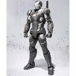 S.H.Figuarts War Machine Mark III (Captain America - Civil War) [Bandai]