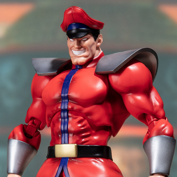 S.H.Figuarts M. Bison (Street Fighter) [Bandai]