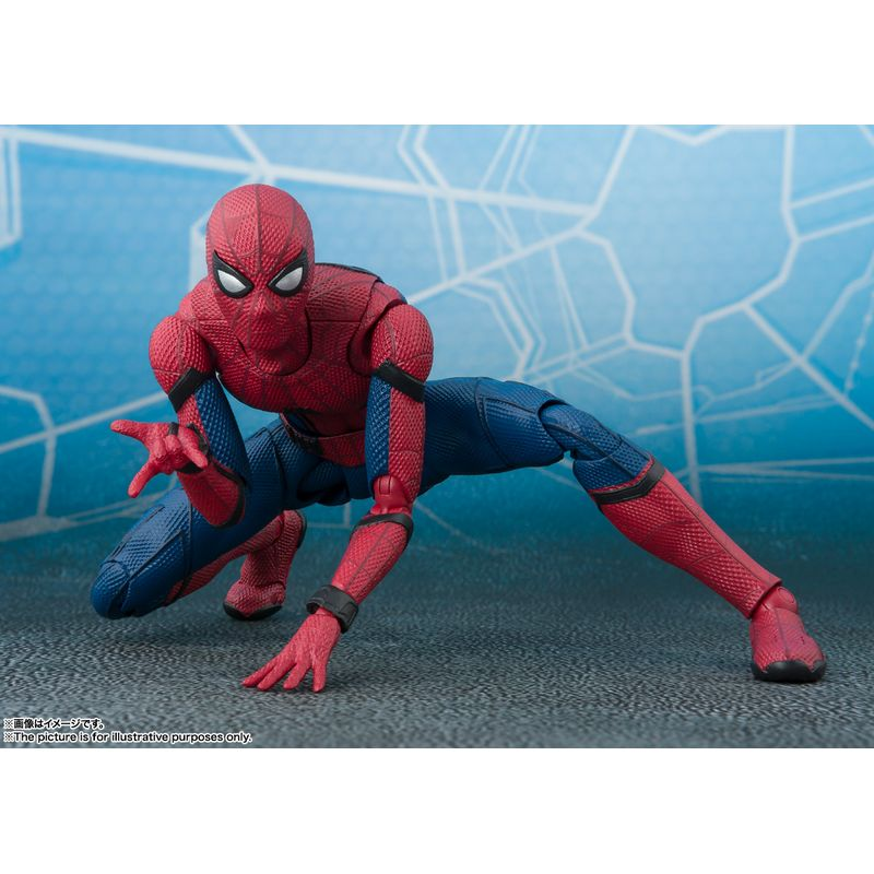 S.H.Figuarts Spider-Man (Spider-Man: Far From Home) [Bandai]