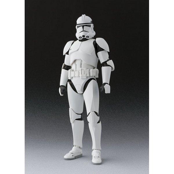 Japan Ver Bandai S.H.Figuarts Star Wars CLONE TROOPER Phase 2 II action figure