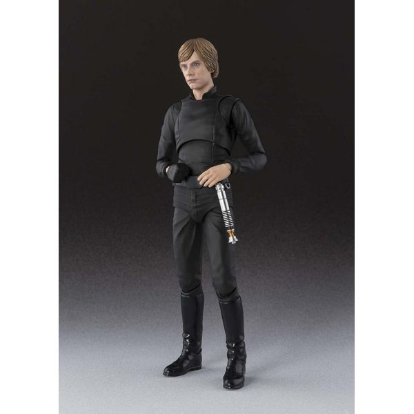 S.H.Figuarts Star Wars Jedi Luke Skywalker (2019 Reissue) [Bandai]