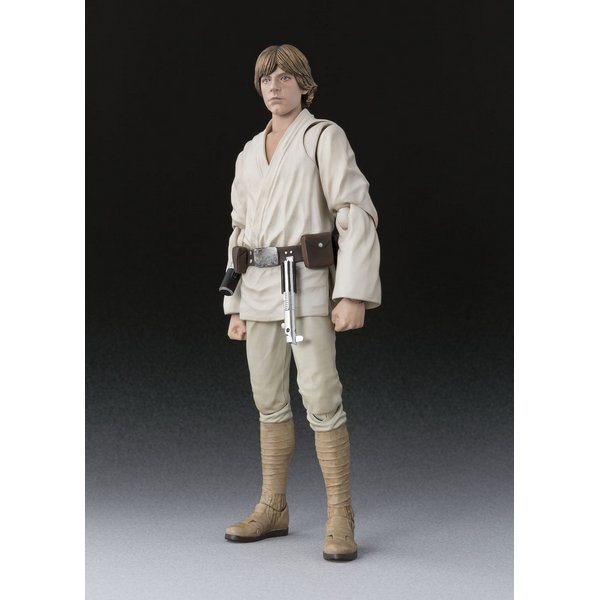 S.H.Figuarts Star Wars Luke Skywalker (A New Hope) [Bandai]
