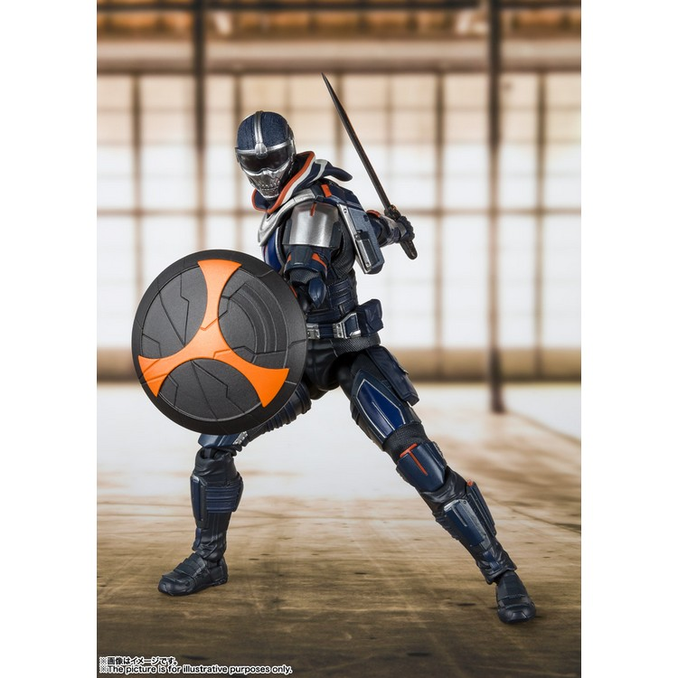 S.H.Figuarts Taskmaster (Black Widow Movie) [Bandai]