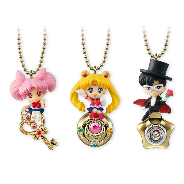 Sailor Moon Twinkle Dolly Special Set [Bandai]
