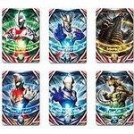 Ultraman Orb Ultra Fusion Card Hurricane Slash Set [Bandai]