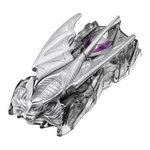 Kamen Rider Drive Gashapon Shift Car - Chaser Bat Viral Core (Clear Ver) [Bandai]