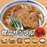 Udon Food Sample Keychain Gashapon Set of 6 [System Service]