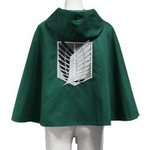 Attack on Titan Survey Corps Mantle Cloak (Free Size) [ACOS]