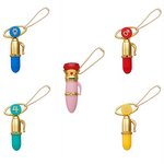 Sailor Moon Henshin Pen Mascot Charm Set of 5 [Bandai]