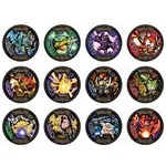 Youkai Watch Youkai Medal Busters Vol. 1 Set of 12 [Bandai]