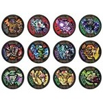 Youkai Watch Youkai Medal Busters Vol. 3 Set of 12 [Bandai]