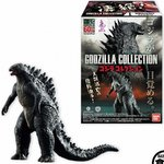 Godzilla Collection 2014 Candy Toy Full Set of 3 [Bandai Shokugan]
