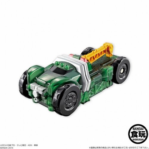 Kamen Rider Drive SG Shift Car - Shift Hooking Wrecker [Bandai]