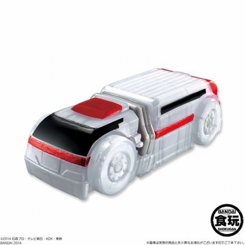 Kamen Rider Drive SG Shift Car - Shift Mad Doctor [Bandai]